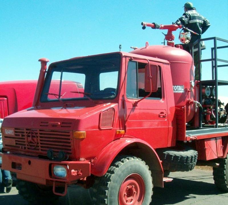 Photos véhicules & servitudes des FRA Fourgo22
