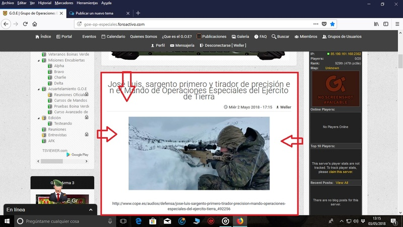 COLOR - Poner imagen de fondo detrás de lo publicado en el portal Error_10