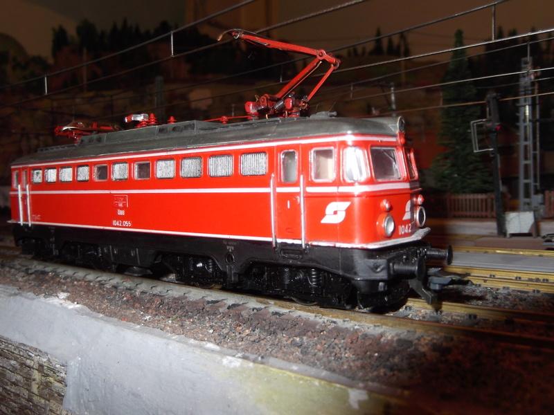 Kleinbahn: 1142 564-4 Dscf1611