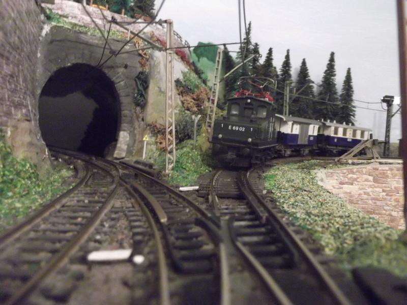 Phantasie-Personenzug im alpenländischer Umgebung Dscf3510