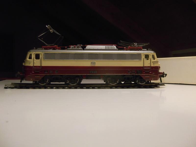 DB E 10 1312 Bügelfalte TEE (Guss) Dscf3612