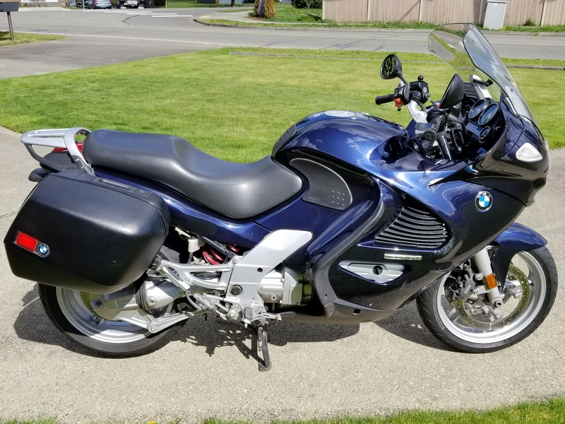 2003 K1200GT For Sale/Sold 20180411