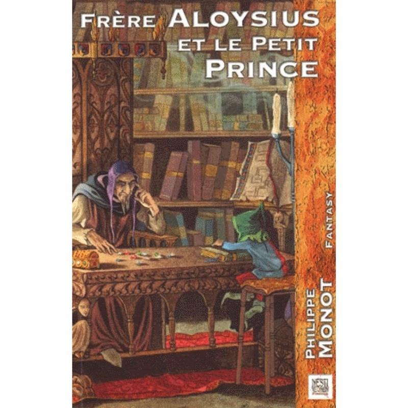 Frère Aloysius et le Petit Prince de Philippe Monot Frere-10