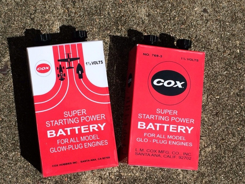 Cox Battery Reproductions Image175