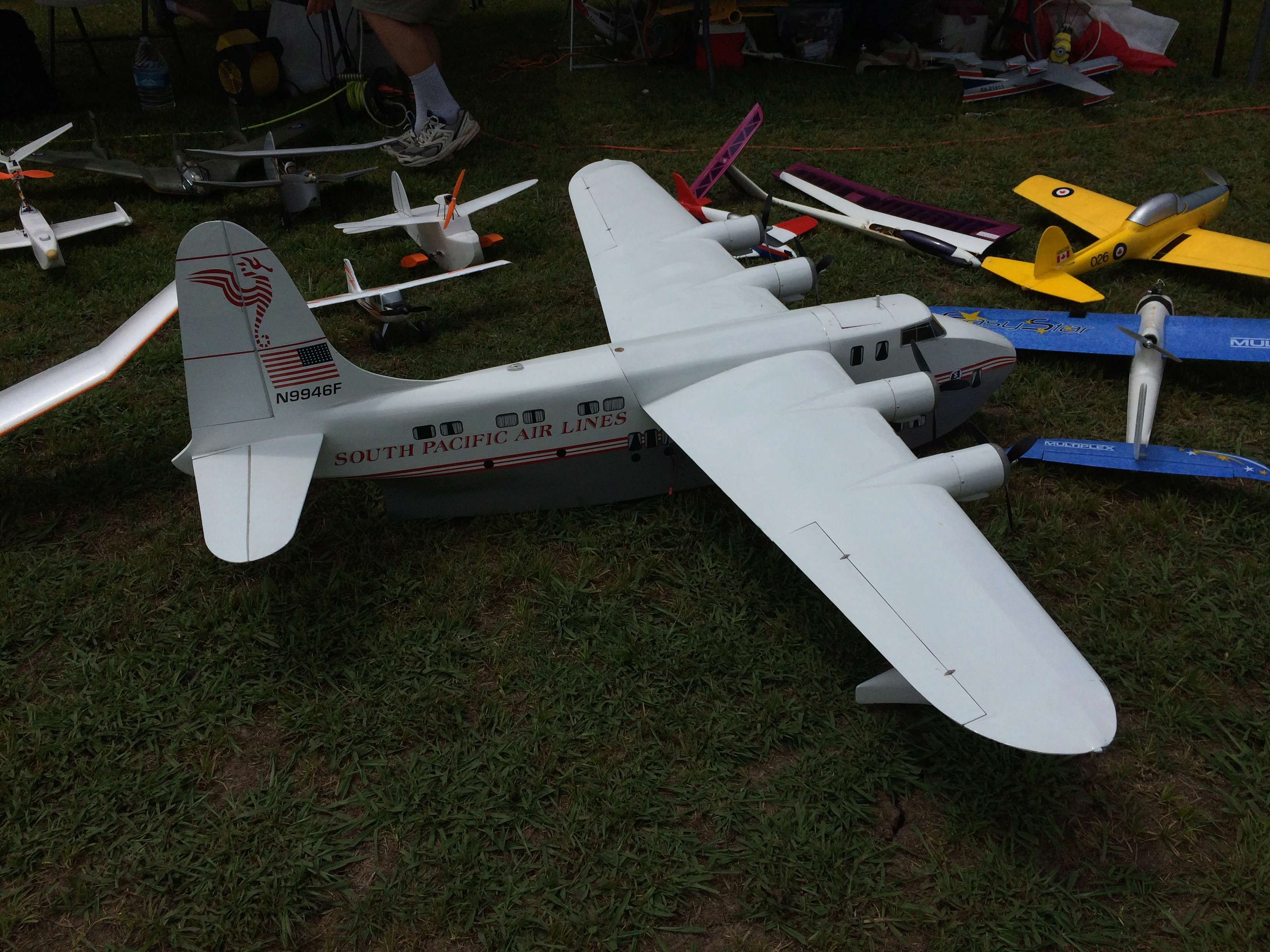S.M.A.L.L. Fly-In 2018 - Page 2 Img_5810