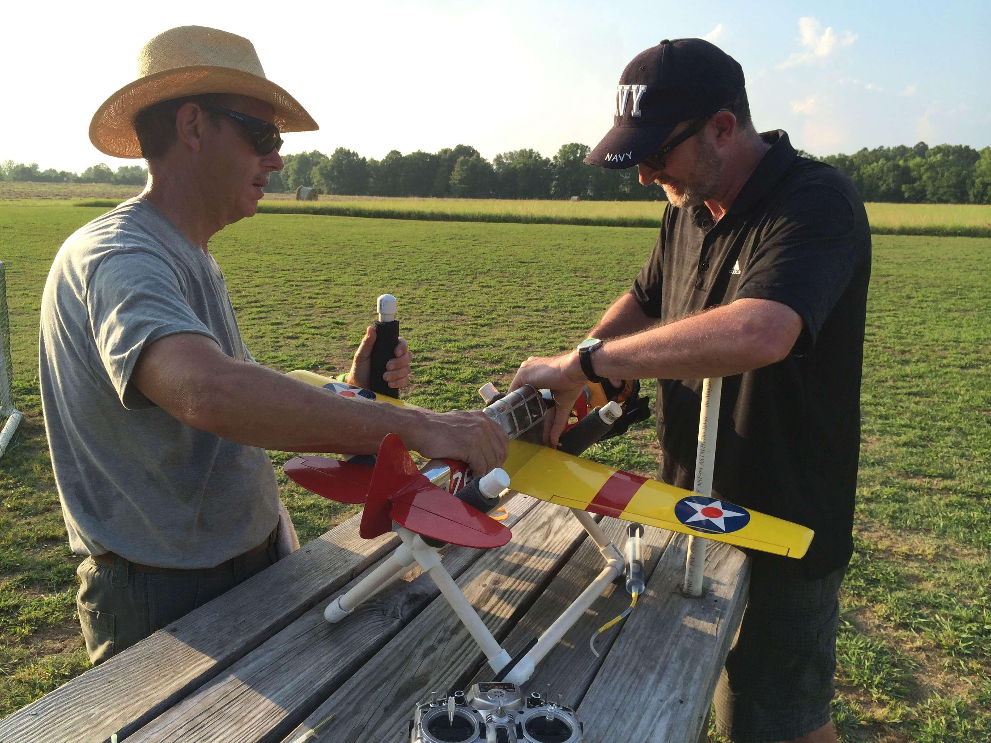 S.M.A.L.L. Fly-In 2018 - Page 2 Img_5812