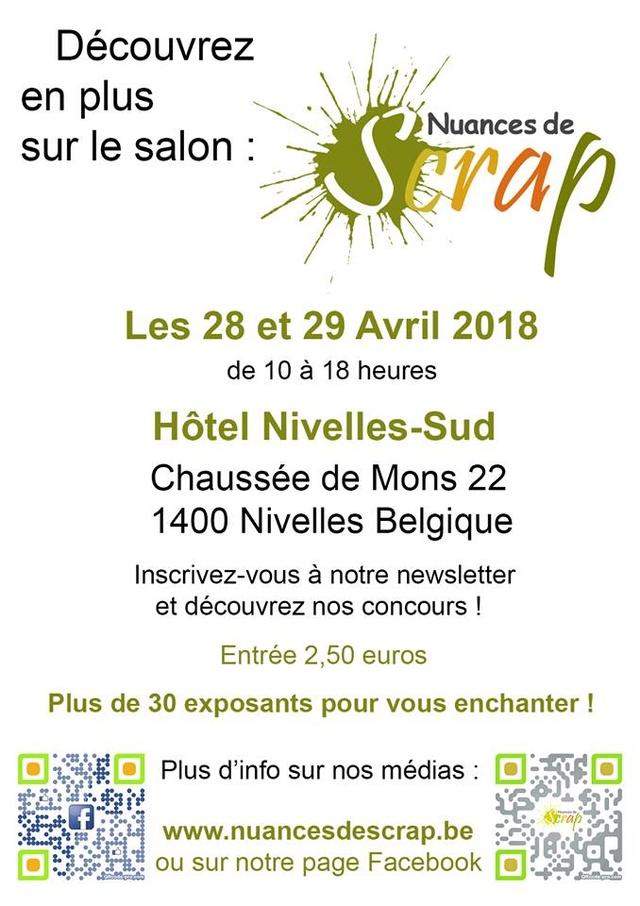 28 et 29 avril 2018 - Nivelles (Belgique) 23244210