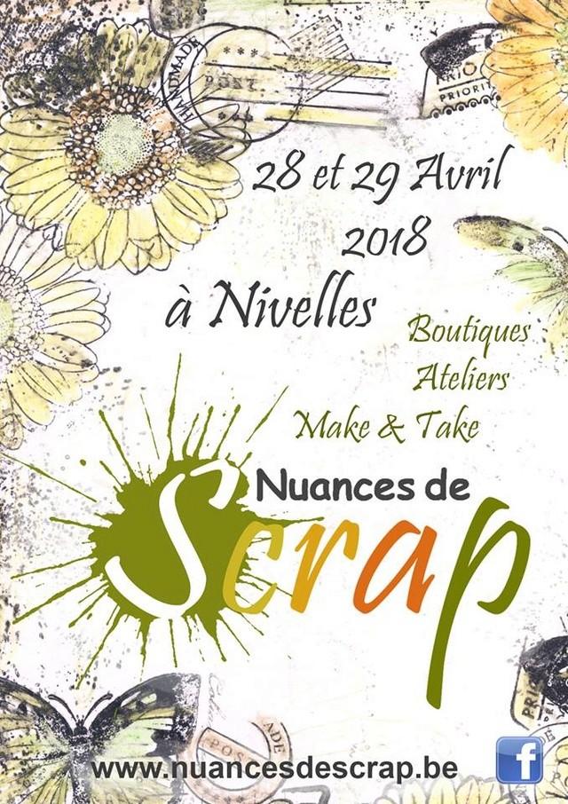28 et 29 avril 2018 - Nivelles (Belgique) 23376410