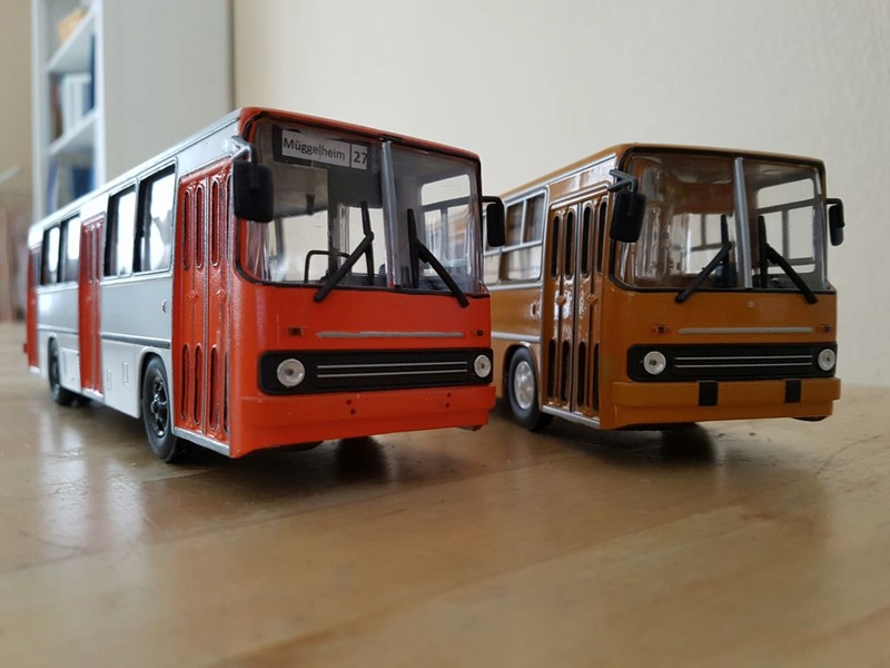 Ikarus 280.02 von Vector-Models 20171210