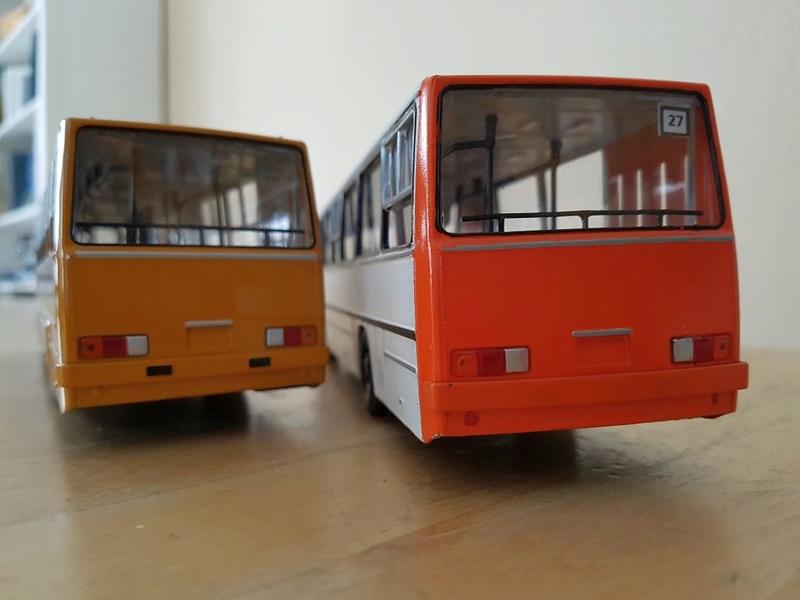 Ikarus 280.02 von Vector-Models 20171212