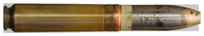 Douille munition allemande non identifiée 20x80_11