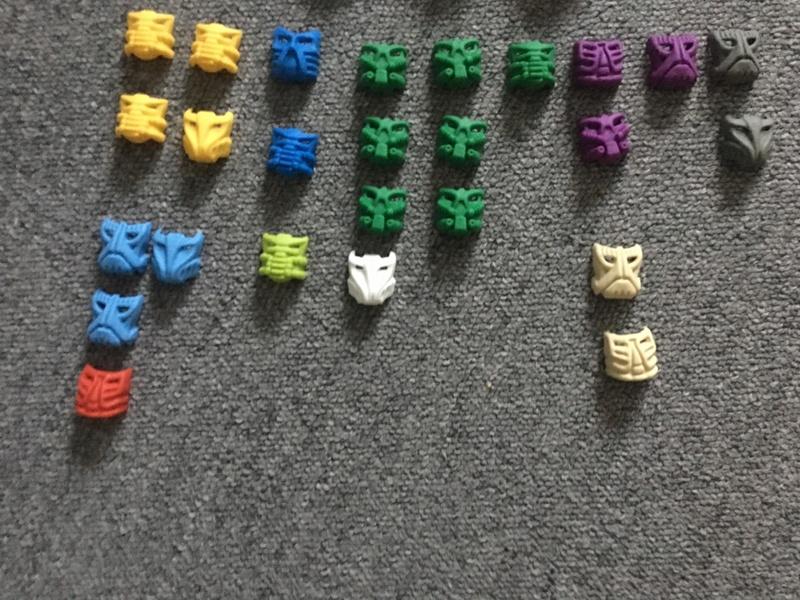 [Produits] Set de kanohi et de krana Bionicle 8559 30443511