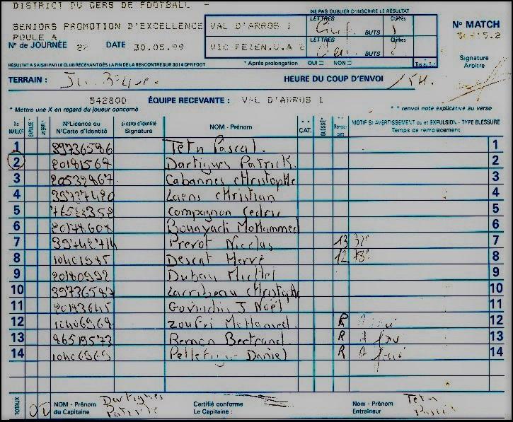 1998-1999 : LA PREMIERE MONTEE EN EXCELLENCE. Vic_mo10