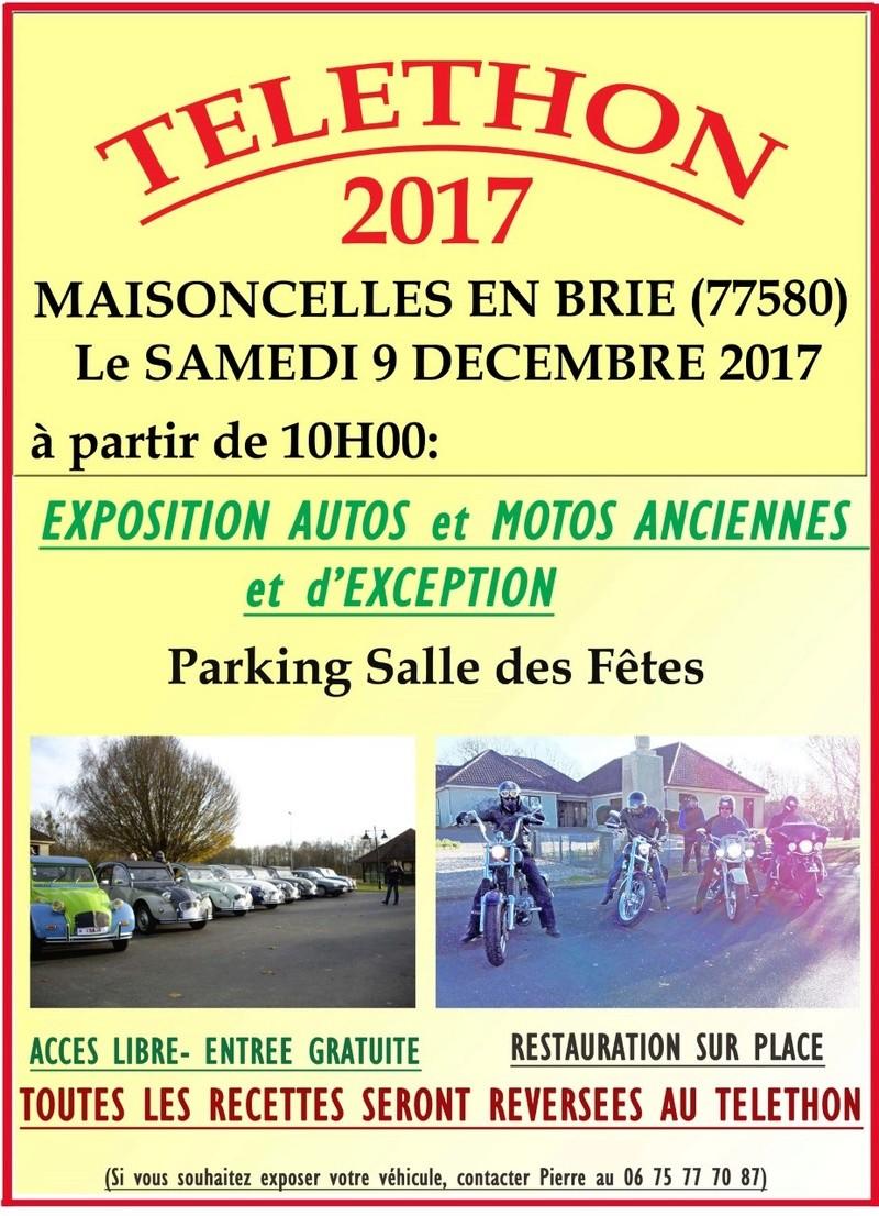 2017 - Téléthon de la Maisoncelles en Brie Thumbn10