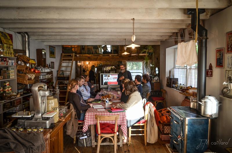 Petit déjeuner de Travail à L'Atelier Dsc_0812