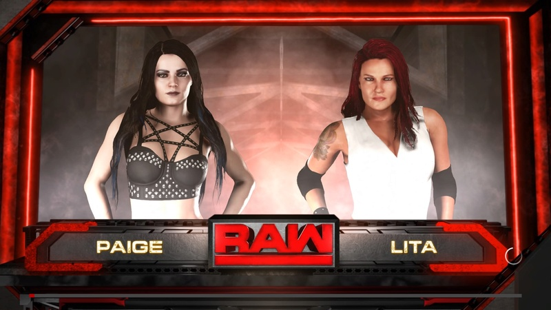 #RAW71 - RAW AFTER MANIA (16/04/2018 - 22/04/2018) Wwe_2122