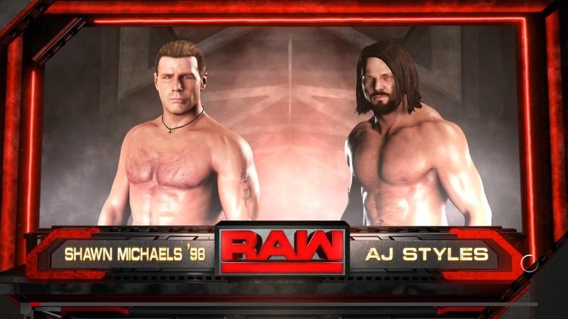 Tag 1 sur WrestlingEVO (PS4) - 10th Years Anniversary Wwe_2k45
