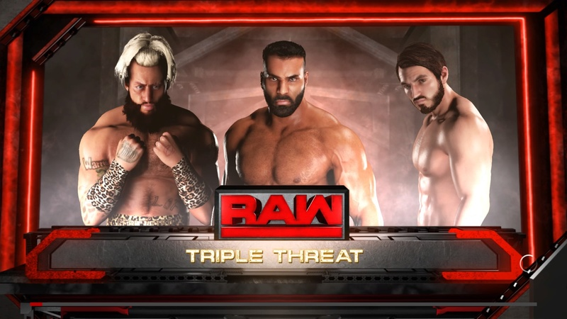 Tag 1 sur WrestlingEVO (PS4) - 10th Years Anniversary Wwe_2k86