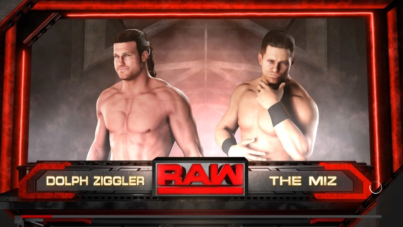 Tag 1 sur WrestlingEVO (PS4) - 10th Years Anniversary Wwe_2k87