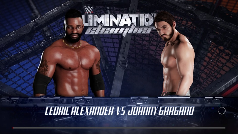 CARTE ELIMINATION CHAMBER 2018 Wwe_2k96