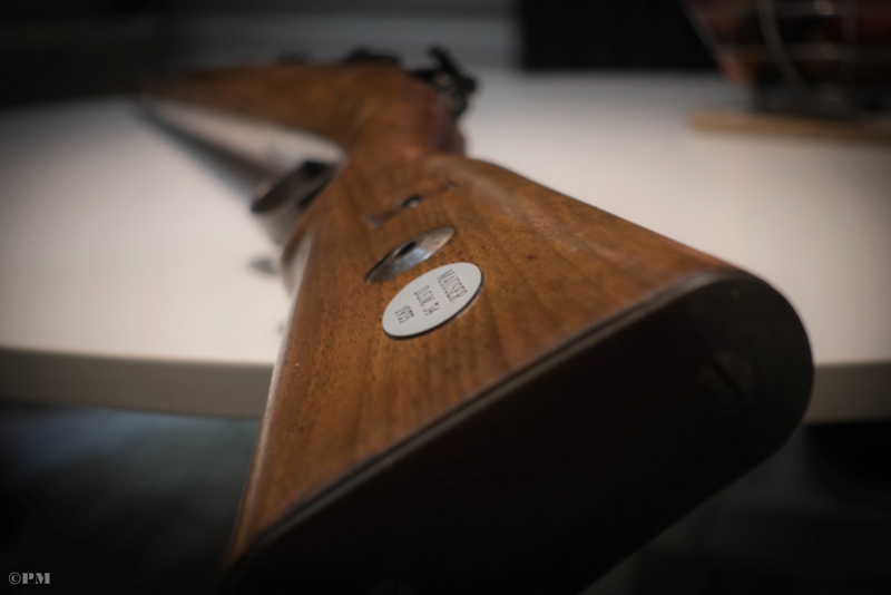 Précision sur la Mauser dsm34 Dsc02611