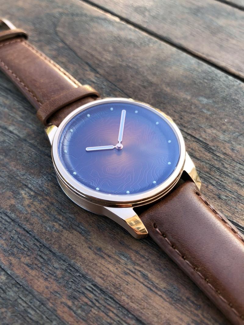 AWAKE, la marque de montre engagée - Page 3 Img_5611
