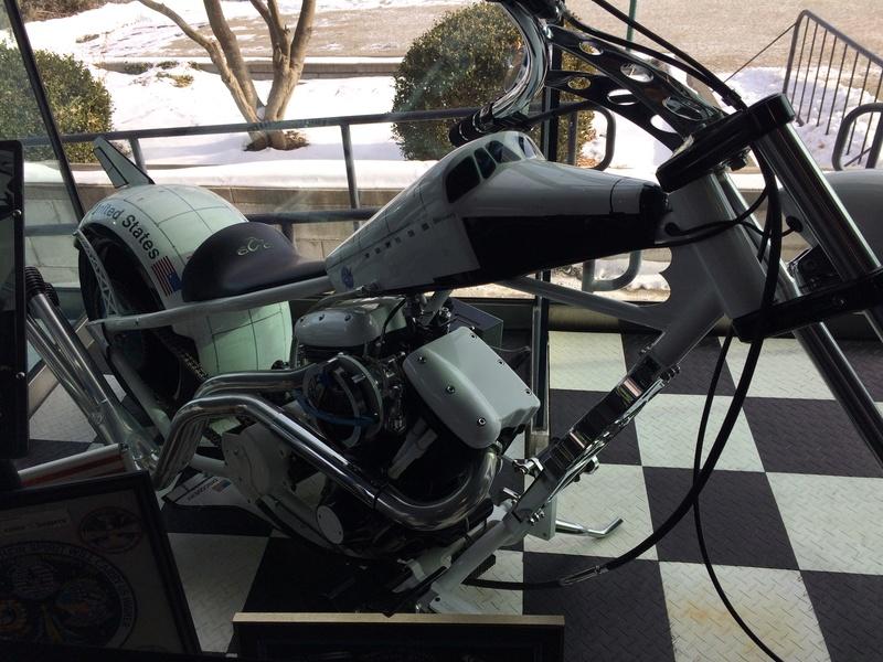 Orange County Choppers 3810