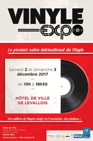 Salons et  conventions de disques Vinyle11