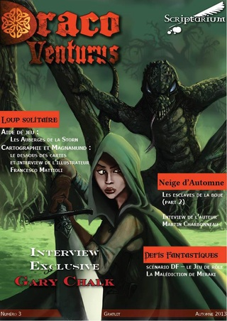 Nouveau magazine : Alko Venturus! Draco-10