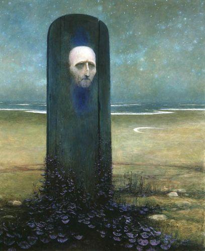 Zdzisław Beksiński (1929 -2005)  Totem10