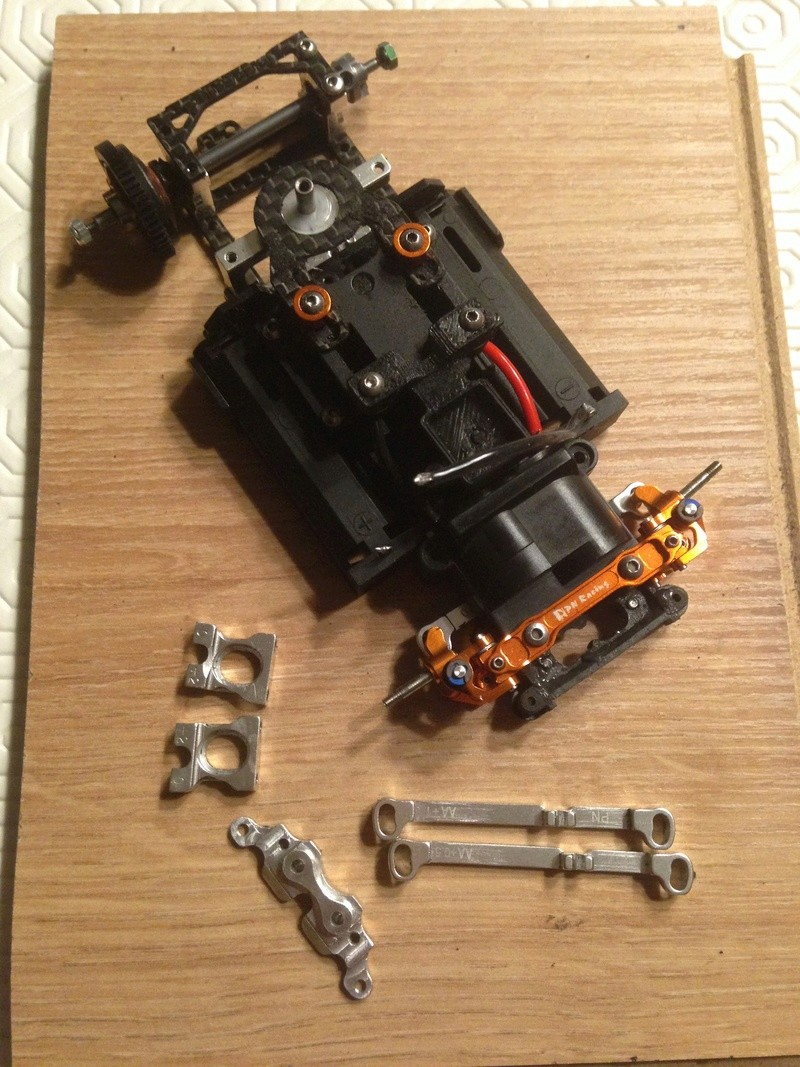 Platine VE ASF, chassis PN Racing et radio EX6 Img_1614
