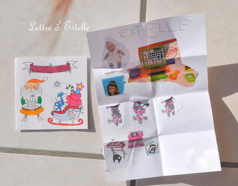La galerie de la lettre au Père Noël Lettre10