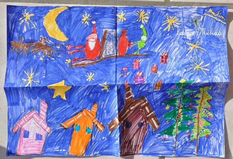 La galerie de la lettre au Père Noël Lettre13