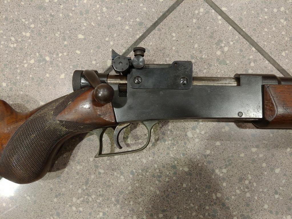 carabine inconnue P_202022