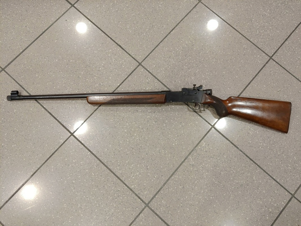 carabine inconnue P_202023