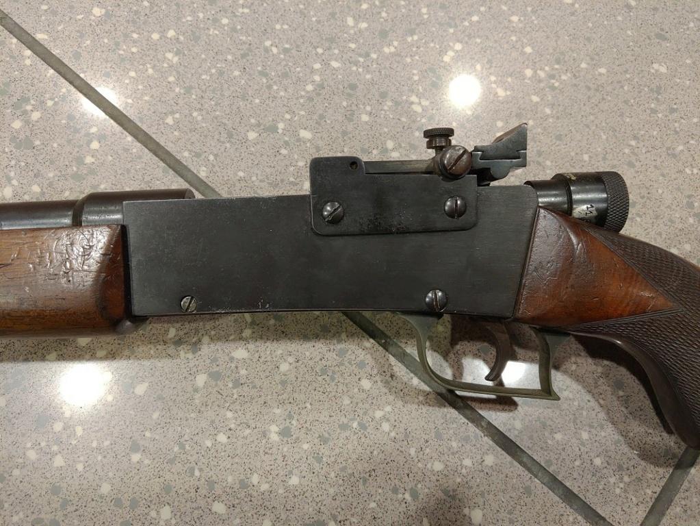 carabine inconnue P_202024