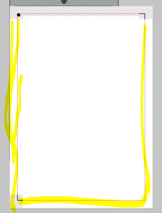 [Résolu] Découpe décalée et déformée avec repères impression Limite10