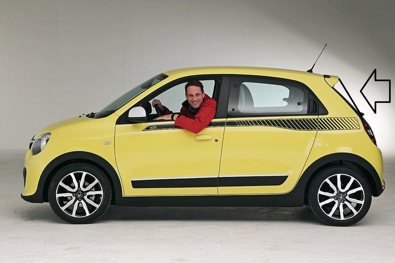2018 - [Renault] Twingo III restylée - Page 2 Renaul10
