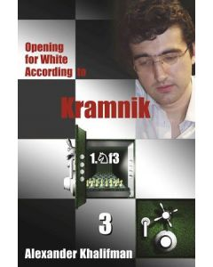 An Opening for White According to Kramnik, 1.Nf3 (Volume 1-5) - Alexander Khalifman  101610