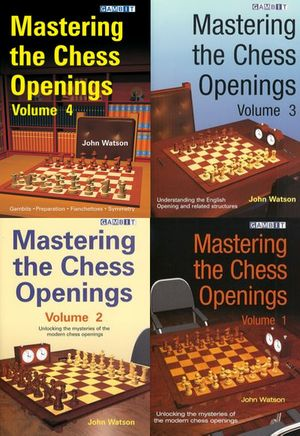 Mastering the Chess Op. vol 1, 2, 3, 4 1588_b10