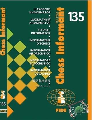 Chess Informant 135 full CD 81402710