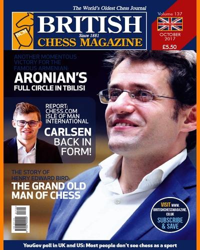 British Chess Magazine • October 2017 Bcm_2012