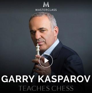 Garry Kasparov on Garry Kasparov Bivmf110