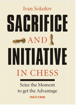 Sacrifice and Initiative in Chess - New in Chess, 2013 (I. Sokolov) Captur22