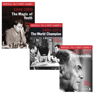 The Life And Games Of Mikhail Tal Pdf