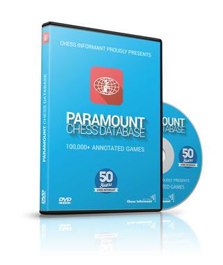Paramount Chess Database 2.0 (Chess Informant 001-130) Paramo10