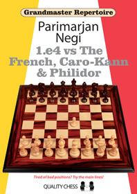 Grandmaster Repertoire - 1.e4 vs The French Caro-Kann and Philidor - Parimarjan Negi  Ss-ima10