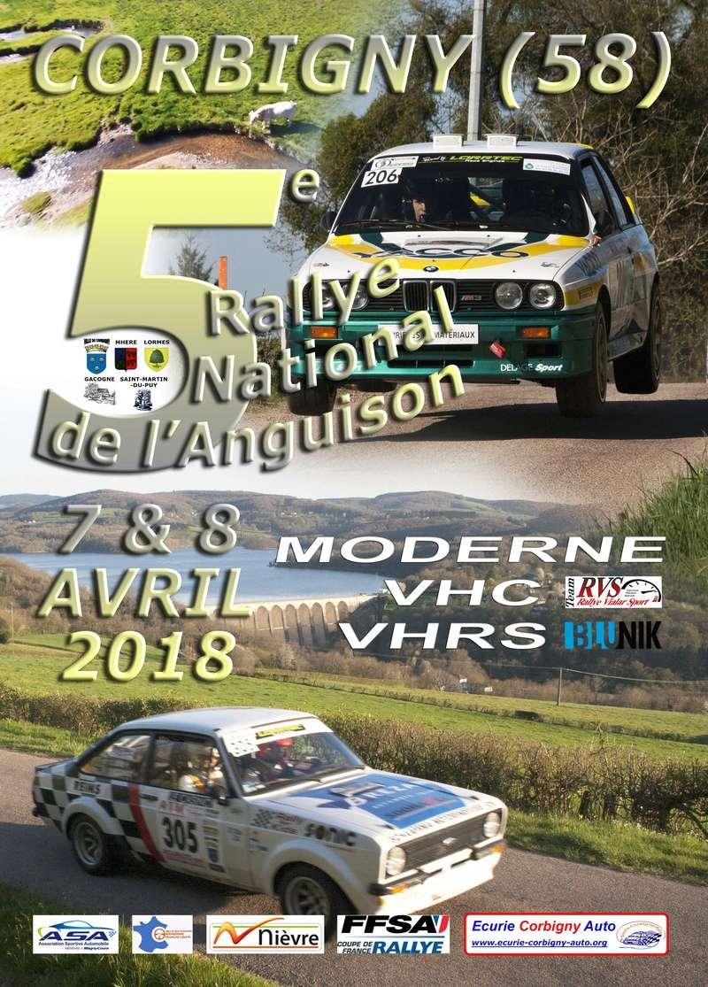 Ma saison de rallyes 2018! Affich11
