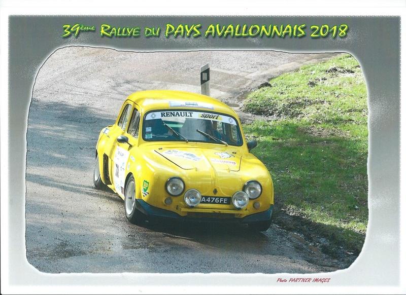 Ma saison de rallyes 2018! Stra410