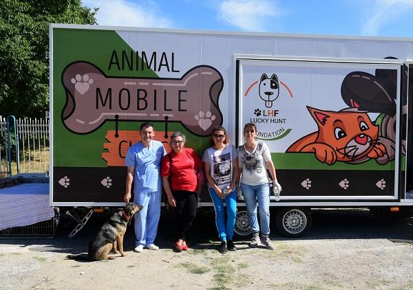 Stérilisation animaux errants à AKSAKOVO - 30 mai au 8 juin 2018 Aksako13